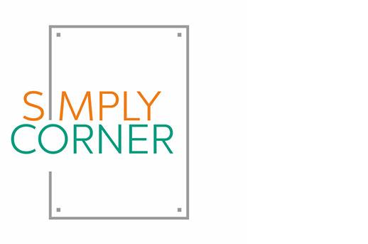 Simply corner